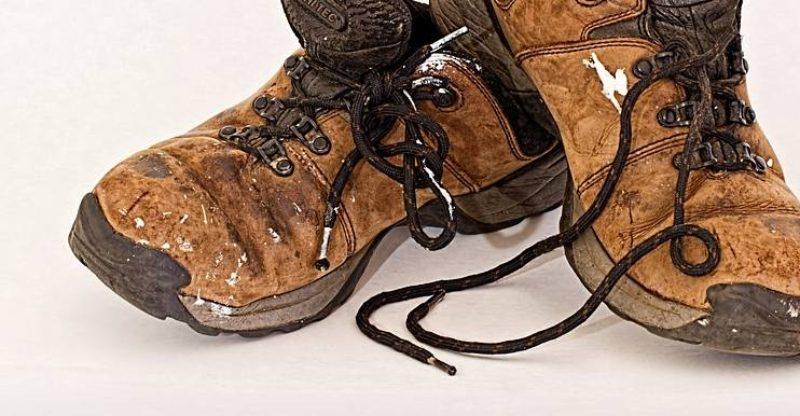 Znoszone buty BHP